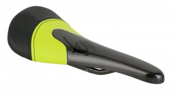 Tune Komm-Vor two colored carbon saddle