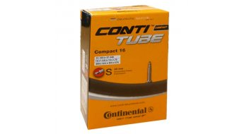 Continental compact bicycle tube valve