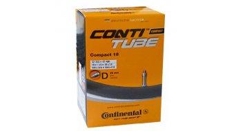 Continental Compact 18 véloschlauch 32-355 -> 47-400 (18x1 1/4-1.9) valve Dunlop 26mm