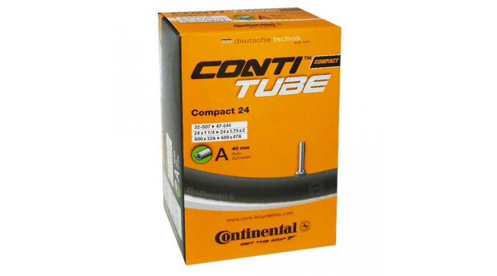 Continental Compact 24 自行车内胎 32-507 -> 47-544 汽车气门芯(美嘴) 40mm
