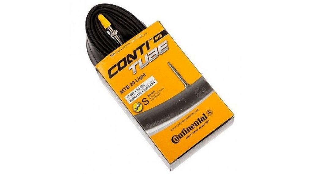 Continental MTB(山地) 28/29 inch light 自行车内胎 47-662 -> 62-662 (28/29x1.75-2.5) 法式气嘴 (Sclaverand) 60mm