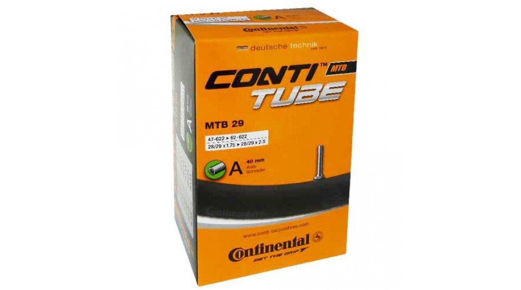 Continental MTB(山地) 28/29 inch 自行车内胎 47-662 -> 62-662 (28/29x1.75-2.5) 汽车气门芯(美嘴) 40mm