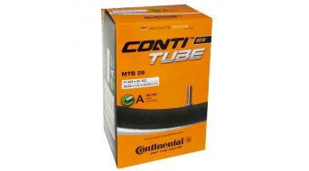 Continental MTB 28 / 29 inch Fahrradschlauch 47-662 -> 62-662 (28/29x1.75-2.5) Autoventil 40mm