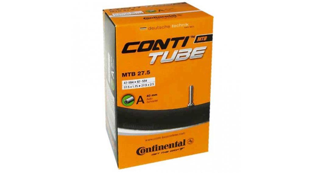 Continental MTB(山地) 27.5 自行车内胎 47-584 -> 62-584 汽车气门芯(美嘴) 40mm