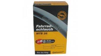 Continental MTB(山地) 26 自行车内胎 47-559 -> 62-559 (26x1.75-2.5) 法式气嘴 (Sclaverand) 42mm