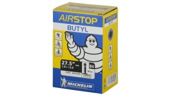 Michelin B4 Airstop Schlauch 27.5x1.75-2.40 Autoventil 40mm 48/62-584