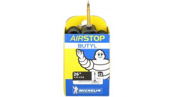 Michelin C2 Airstop tube 26x1.1-1,5 valve 25/35-559