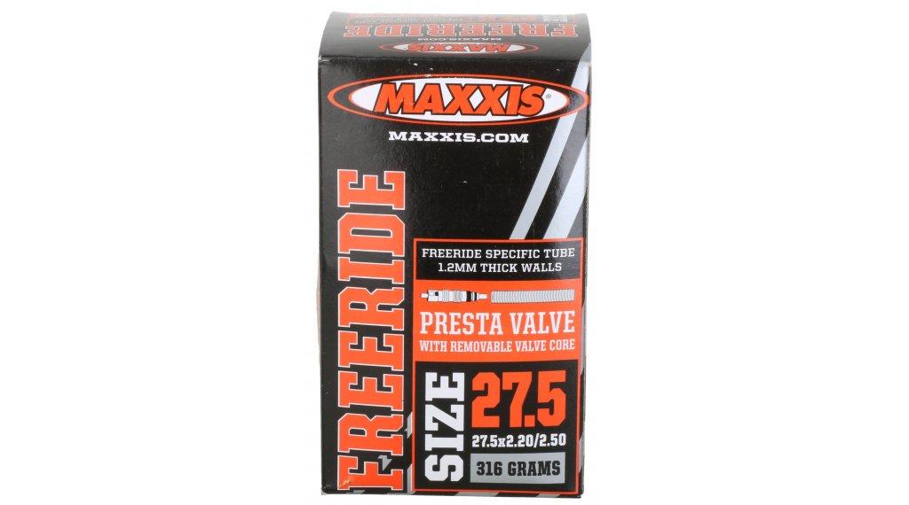 "Maxxis Freeride/DH light 27.5"" Schlauch 27.5x2.20/2.60 frz. Ventil schwarz"