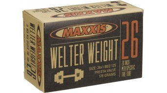 Maxxis WelterWeight camera daria 26x1.90/2.125 valvola francese