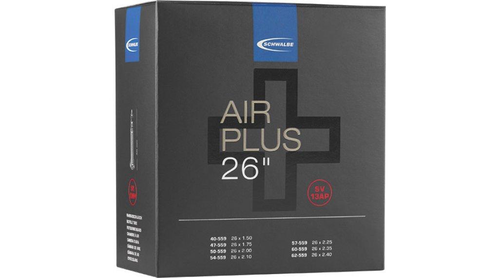 Schwalbe Air Plus Schlauch Nr. 13 für 26 SV13AP (26x1.50-2.40) frz.-Ventil 40mm