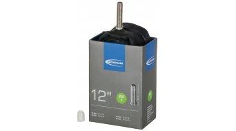 """Schwalbe 内胎 Nr. 1 适用于 12 AV1 标准 (12x1.50-2.25"""") 汽车气门芯(美嘴) 40mm, 80克"""