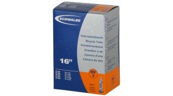 Schwalbe Schlauch Nr. 3 Standard für 16 DV3 (16x1.75-2.40) Dunlopventil 32mm