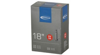 """Schwalbe tube Nr. 5 for 18 SV5A standard (18x1.75-18x2.35"""") fr cable- valve 40mm, 95g"""