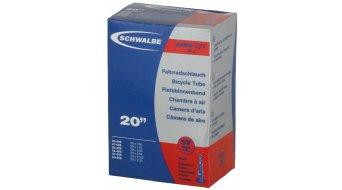 """Schwalbe Schlauch Nr. 7 für 20 SV7C ExtraLight (20x1.50-2.35"""") frz.-Ventil 40mm, 95g"""