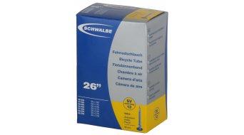 """Schwalbe Schlauch Nr. 13 für 26 SV13 Standard (26x1.50-2.50"""") frz.-Ventil 60mm extralang, 190g"""