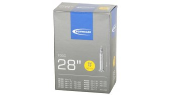 Schwalbe tube Nr. 17 for 28 SV17 standard (700/28-45C) fr cable- valve 50mm extralang, 150g