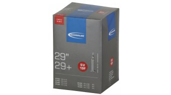"""Schwalbe tube Nr. 19 for 28/29"""" SV19F Freeride (28x2.10-29x3.00"""") fr cable- valve 40mm, 215g"""