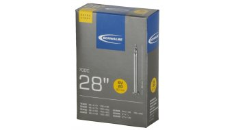 Schwalbe tube Nr. 20 for 28 SV20 ExtraLight (700/18-25C) fr cable- valve 80mm extralang, 65g