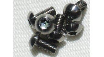 Tune Titan M5x9,7 Torx-juego de tornillos para sujeción de discos de freno