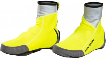 Bontrager Halo S1 Softshell Overshoes (US) visibility yellow