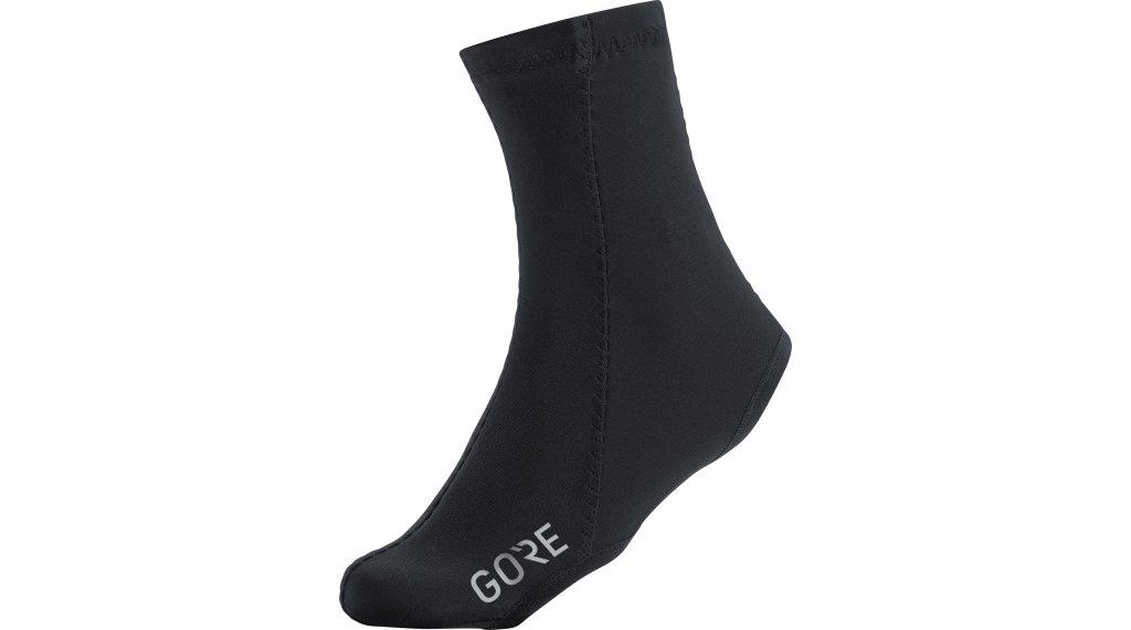 GORE Wear Partial GORE® WINDSTOPPER® Überschuhe Gr. S (36-38) black