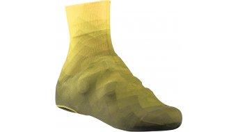 Mavic Cosmic Graphic Knit Overshoes size L yellow Mavic