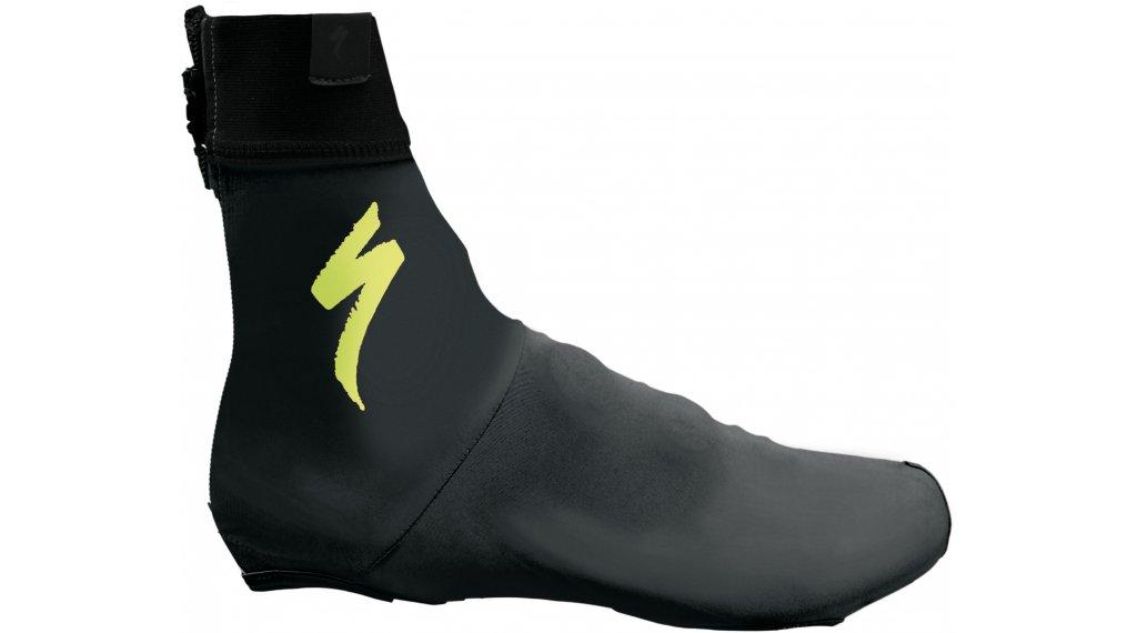 Specialized S-Logo 骑行鞋套 型号 XL black/neon yellow