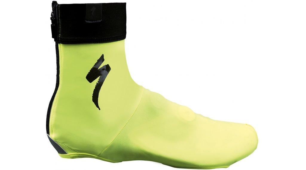 Specialized S-Logo 骑行鞋套 型号 M neon yellow/black 款型 2018