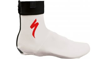 Specialized S-logo Overshoes size M white/red