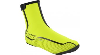 Shimano Asphalt H2O Überschuhe neon gelb