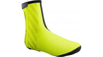 Shimano S1100R H2O Overshoes neon yellow