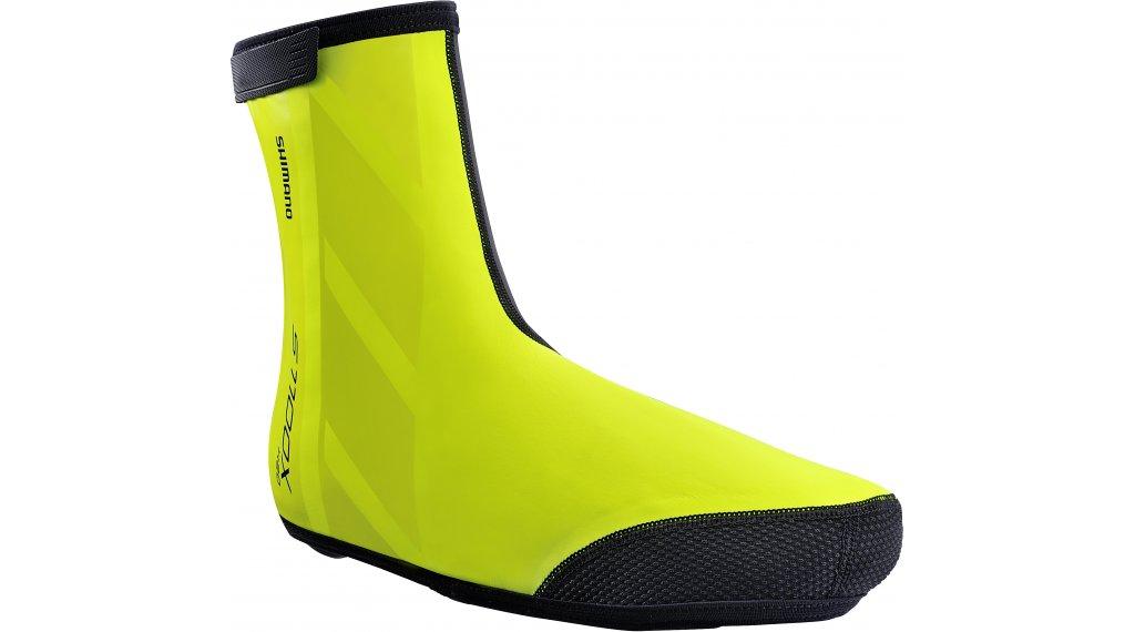 Shimano S1100X H2O Überschuhe Gr. M neon yellow