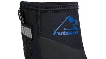 ZwölfEnder Classic neopreno cubrezapatillas tamaño M (37-39) negro/azul (HIBIKE Edition)