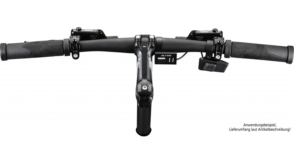 Shimano Alfine Di2 Black S705r Switch For Flat Handle Bar