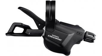 Shimano Deore MTB(山地) SL-M6000 Rapidfire Plus 变速手柄 箍-安装 Ganganzeige 黑色