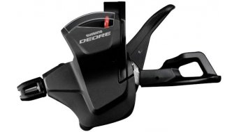 Shimano Deore MTB SL-M6000 Rapidfire Plus скоростен лост Gang дисплей черно