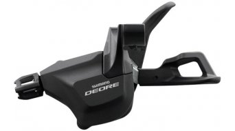 Shimano Deore MTB SL-M6000-I Rapidfire Plus I-Spec II shift lever ohne optische Gang display black