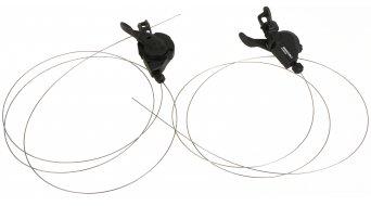 Shimano Deore SL-M610-I I-Spec Rapidfire Plus Schalthebel Set 2/3x10-fach (ohne Ganganzeige)