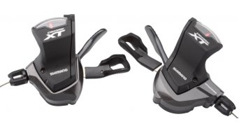 Shimano XT SL-M8000 shift lever (incl. optical gear display )