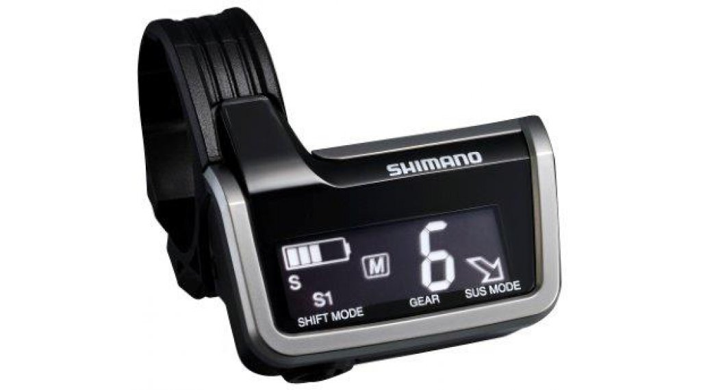 Shimano XTR Di2 SC-M9050 Informations-Display