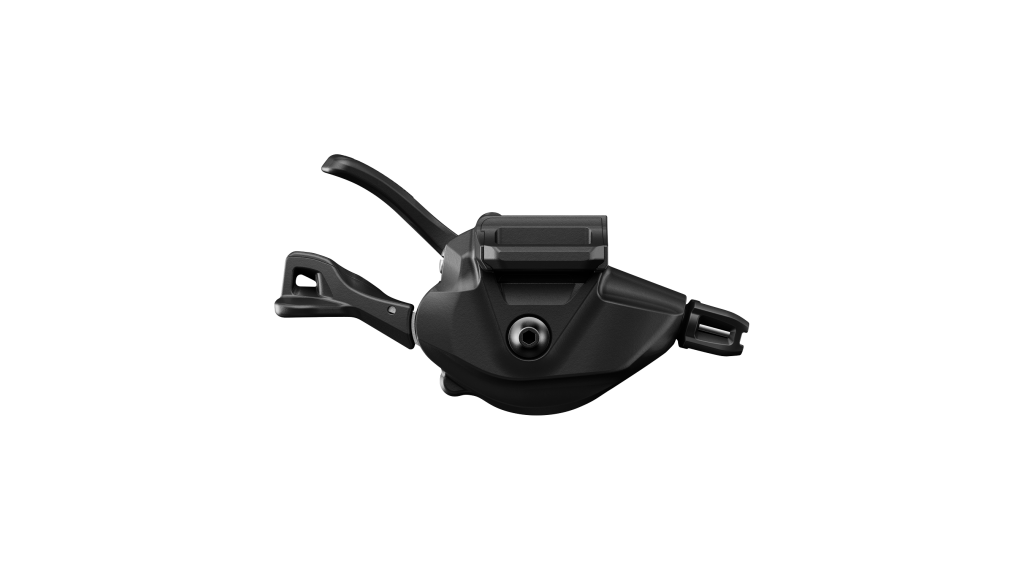 Shimano XTR SL-M9100 Schalthebel 11-12-fach rechts I-Spec EV Rapidfire Plus ohne Ganganzeige inkl. Zug schwarz
