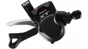 Bicycle shifters: Here Shimano XT lever MTB right side