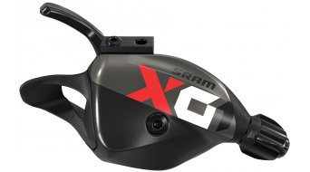 SRAM X01 Eagle Trigger shift lever 12 speed rear red