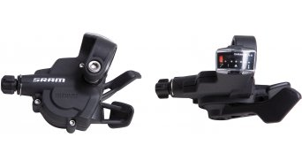 SRAM X3 ESP Trigger Schalthebel Set 3x7 black