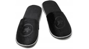 Assos Lounge Pantoffel Gr. unisize blackSeries