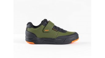 Bontrager Rally MTB shoes size 37.0 olive grey