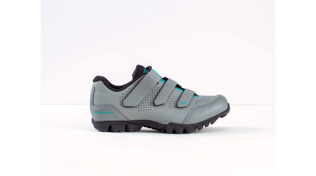 Bontrager Adorn MTB- shoes ladies size 36.0 gravel/teal