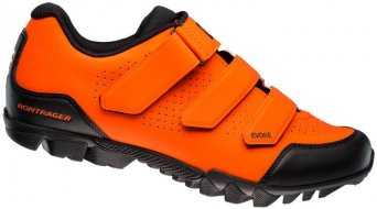 Bontrager Evoke MTB- shoes blaze orange