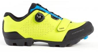 Bontrager Foray MTB- shoes men size 48.0 wheelioactive yellow/waterloo blue