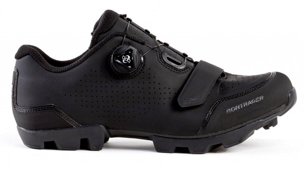 Bontrager Foray MTB- shoes men size 48.0 black